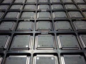 image sensor chips