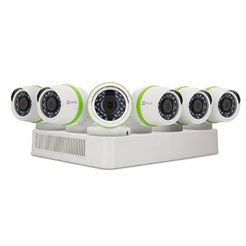 ezviz 8 channel security system
