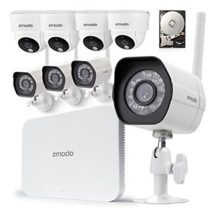 zmodo 8 channel security system