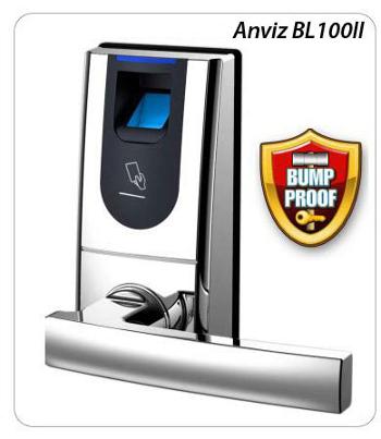 biometric reader door lock