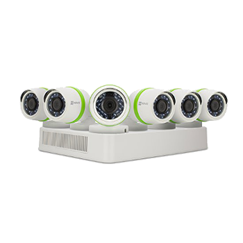 ezviz 8 channel security system