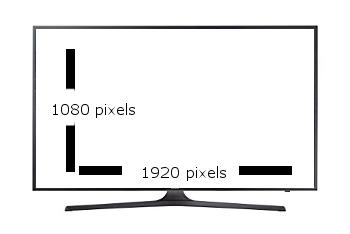 1080 pixels graphic
