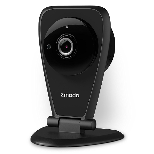 zmodo ezcam kid and pet monitor in black color