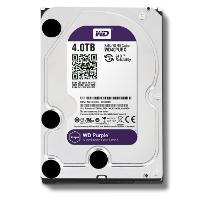WD purple surveillance HDD.